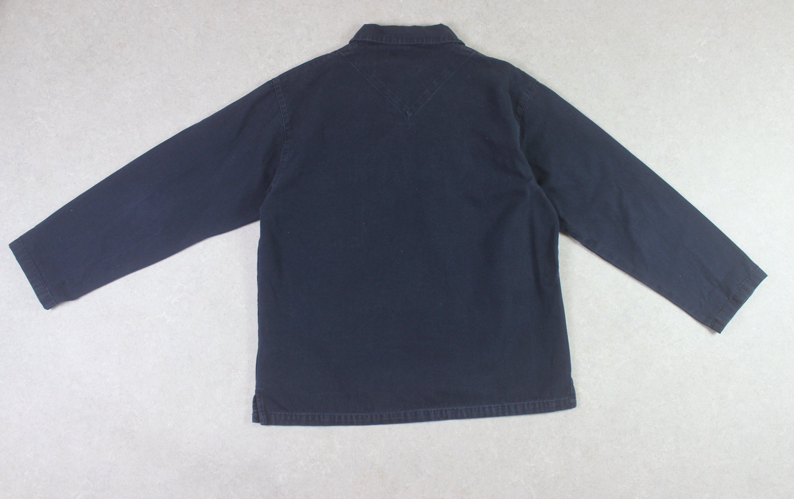 Armor Lux - Fisherman's Smock - Blue - Small