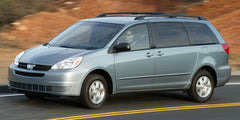 2005 Toyota Sienna van improves mileage with Green Fuel Tabs