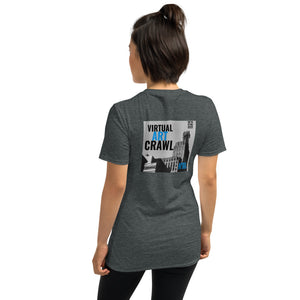 Limited Edition St. Paul Virtual Art Crawl Unisex T-Shirt (more colors)