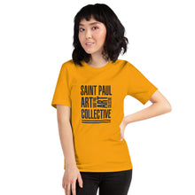 Load image into Gallery viewer, St. Paul Art Collective Short-Sleeve Unisex T-Shirt (more colors)