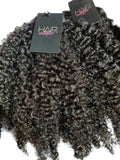 2 Bundle Deal Virgin Mongolian Loose Kinky Curly Hair