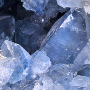 Celestite Crystal (#2)