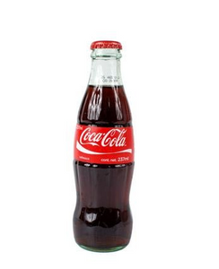 Coca Cola / Diet Coca Cola (8oz Bottles)