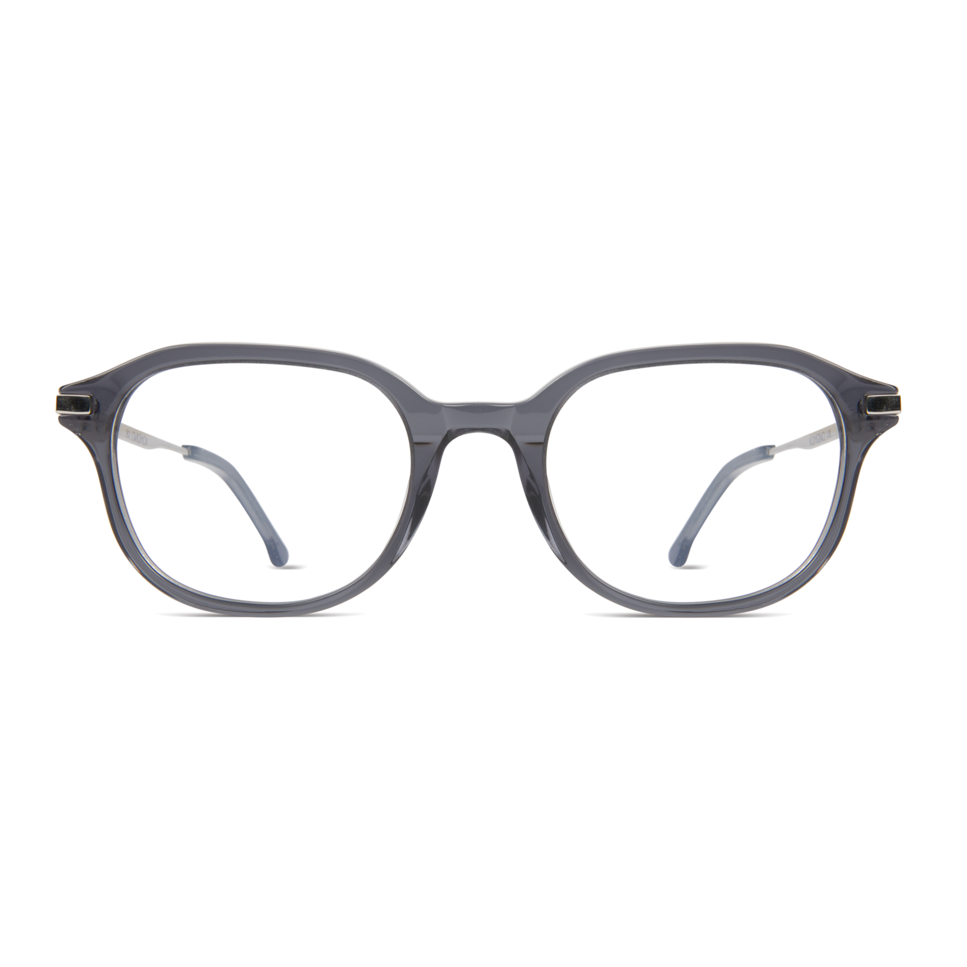 COLIN / GREY STONE SILVER / OPTICAL FRAMES