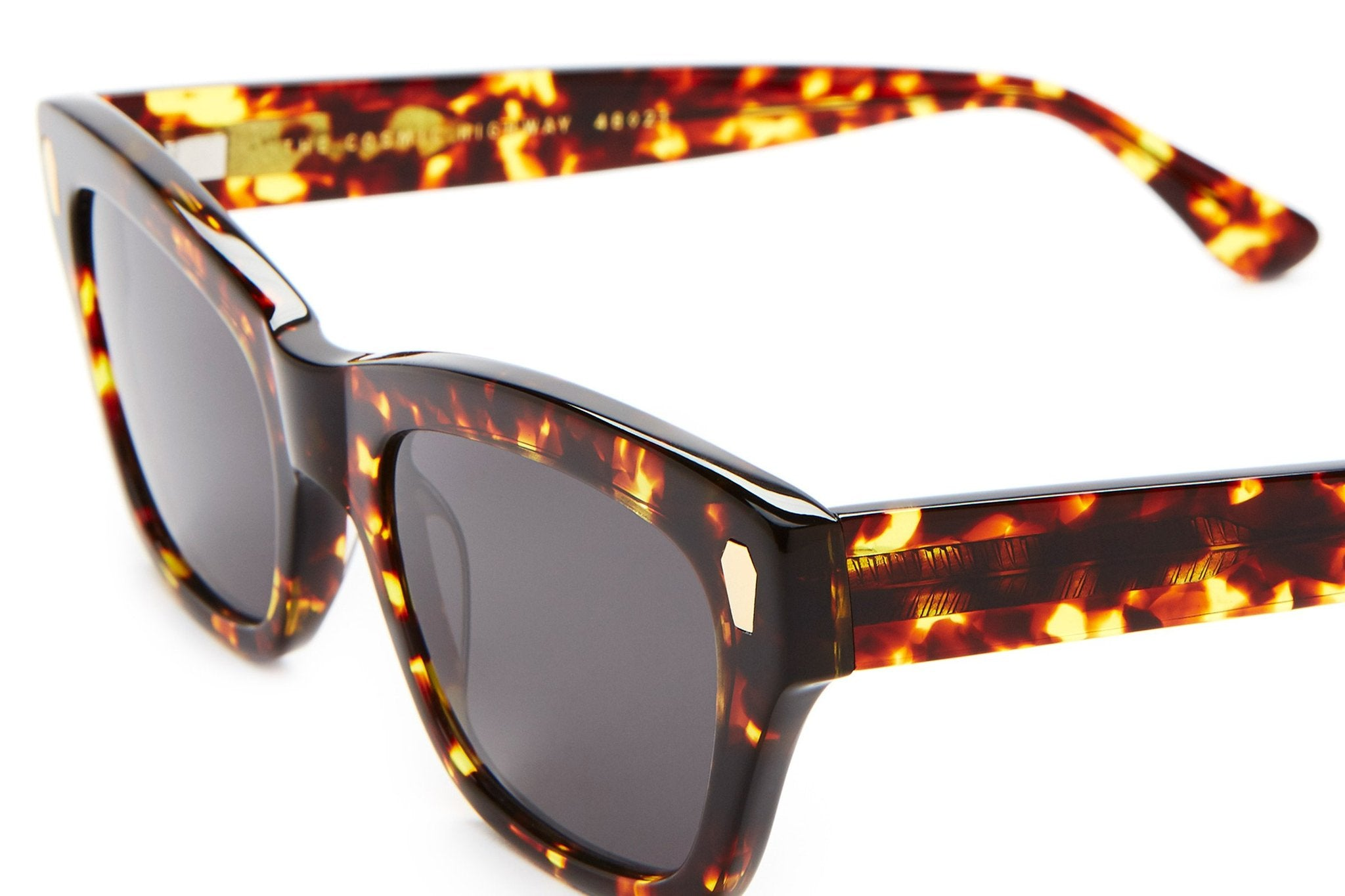 THE COSMIC HIGHWAY / DARK TORTOISE & POLARISED LENS