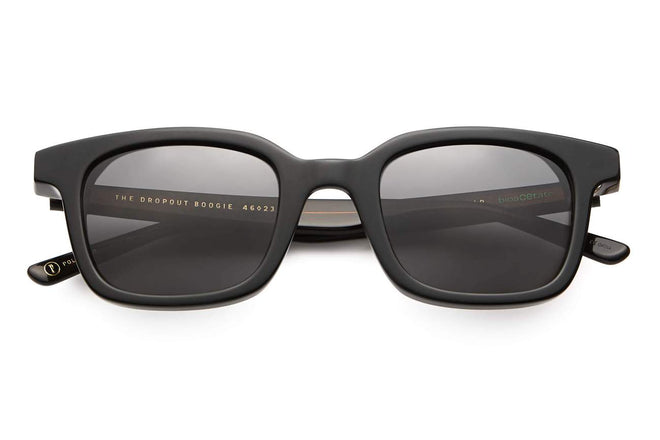THE DROPOUT BOOGIE / BLACK BIO & POLARISED G15 LENS