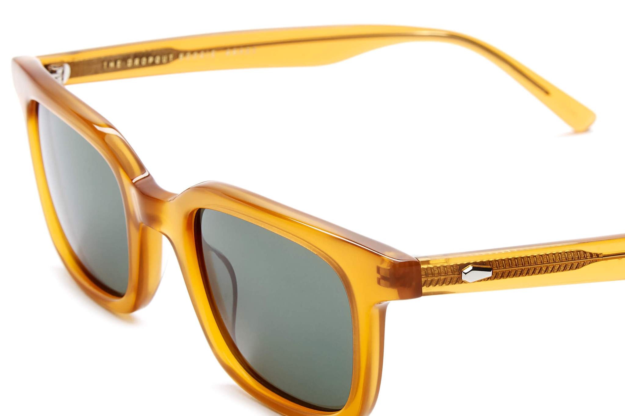 THE DROPOUT BOOGIE / CARAMEL BIO & POLARISED G15 LENS