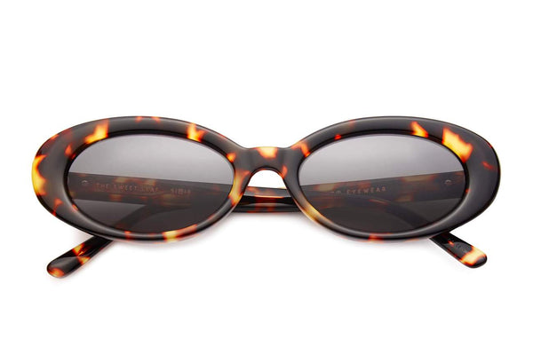 THE SWEET LEAF / DARK TORTOISE BIO & GREY LENS