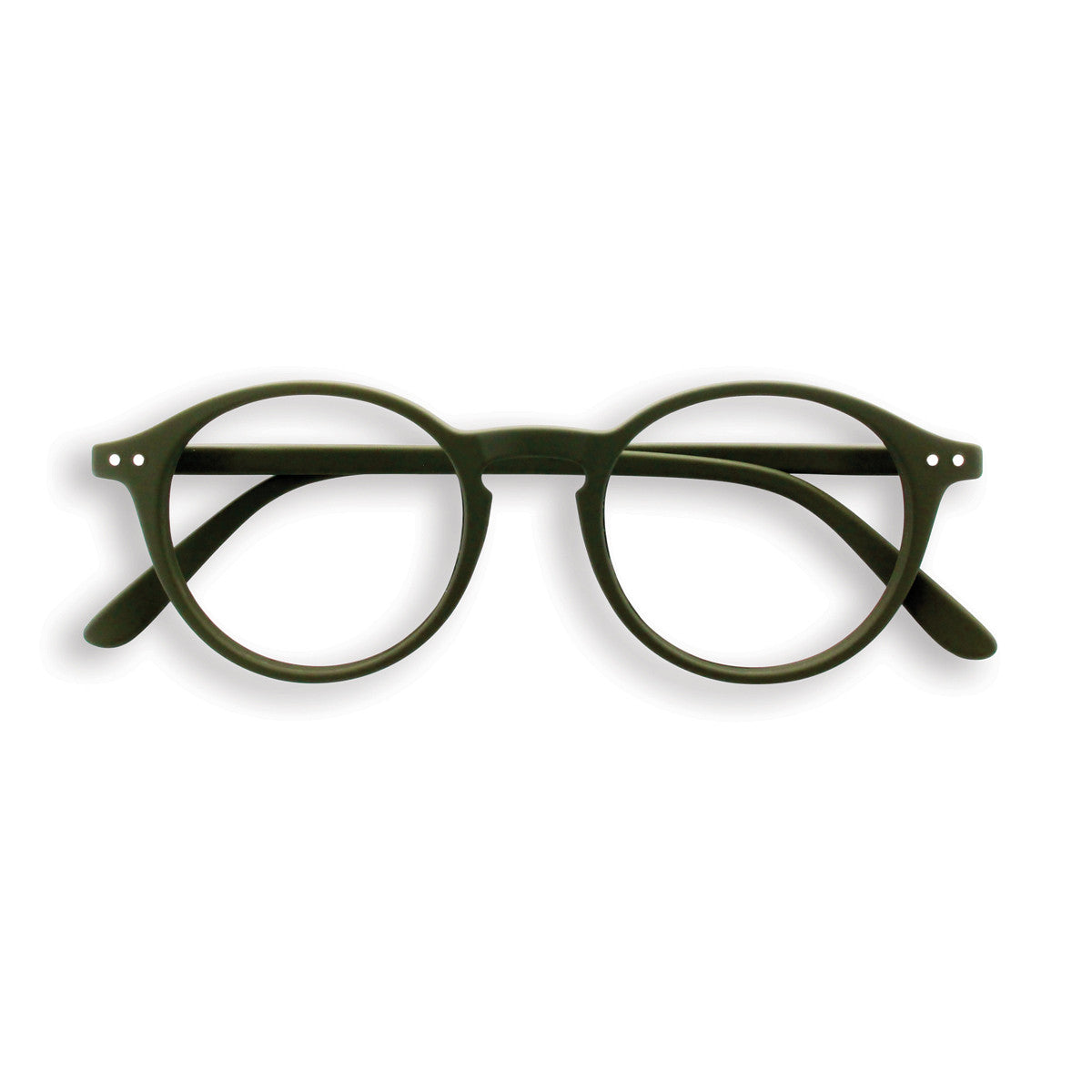BLUE LIGHT BLOCKER GLASSES / STYLE D / KHAKI GREEN