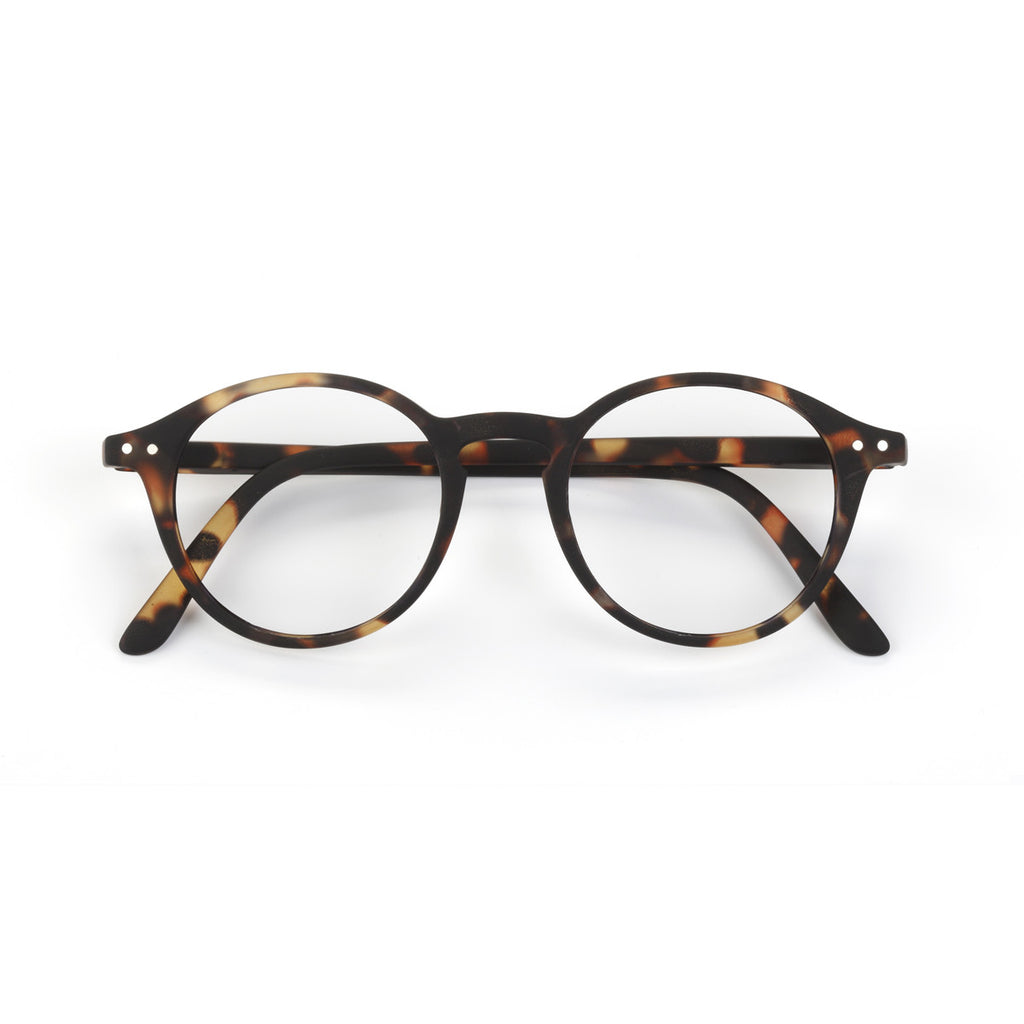 BLUE LIGHT BLOCKER  GLASSES / STYLE D / TORTOISE