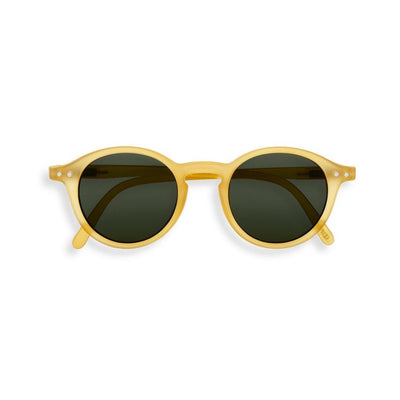 JUNIOR KIDS SUNGLASSES / 3-10 YEARS / STYLE D / YELLOW HONEY