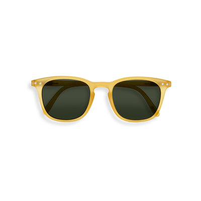 JUNIOR KIDS SUNGLASSES / 3-10 YEARS / STYLE E / YELLOW HONEY