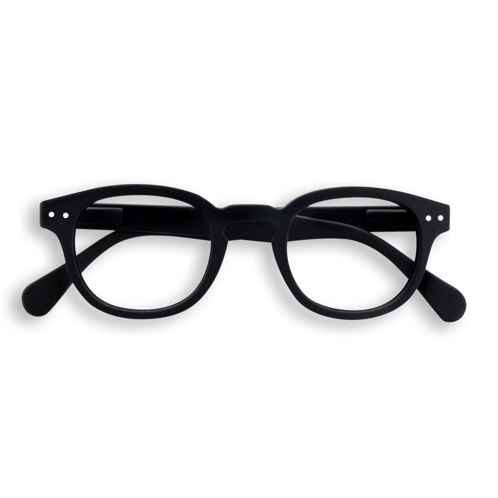 BLUE LIGHT BLOCKER GLASSES / STYLE C / BLACK