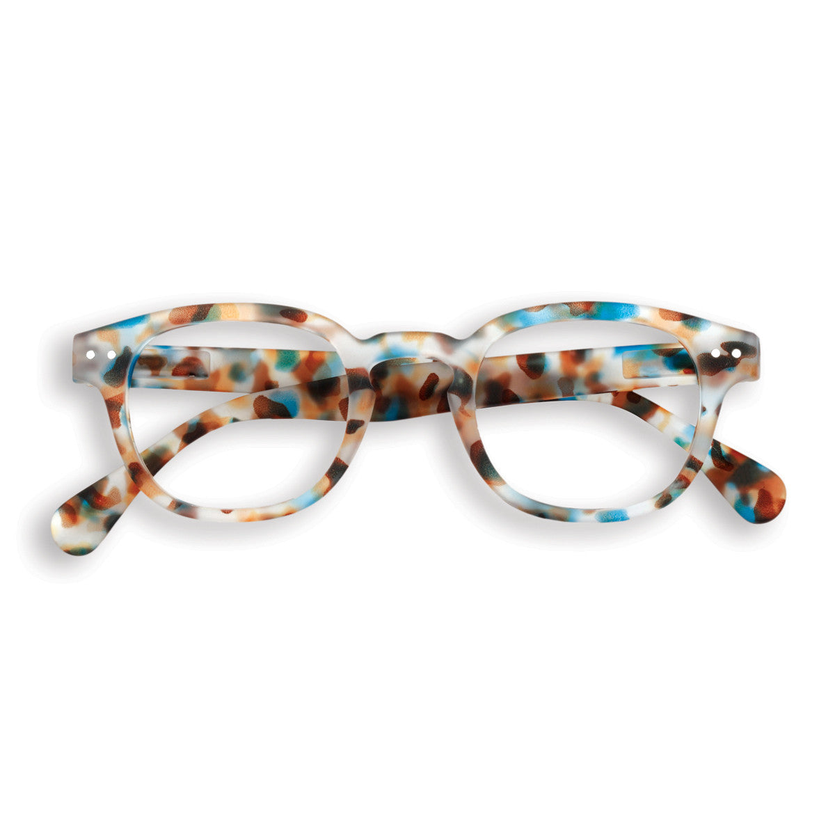 BLUE LIGHT BLOCKER GLASSES / STYLE C / BLUE TORTOISE