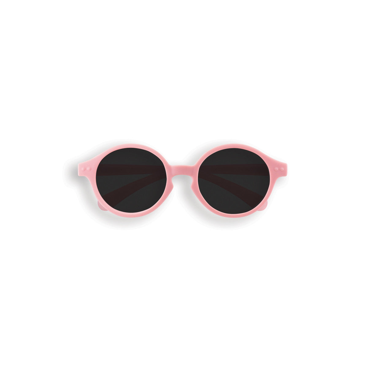 SUN KIDS BABY SUNGLASSES / 0-12 MONTHS / PASTEL PINK