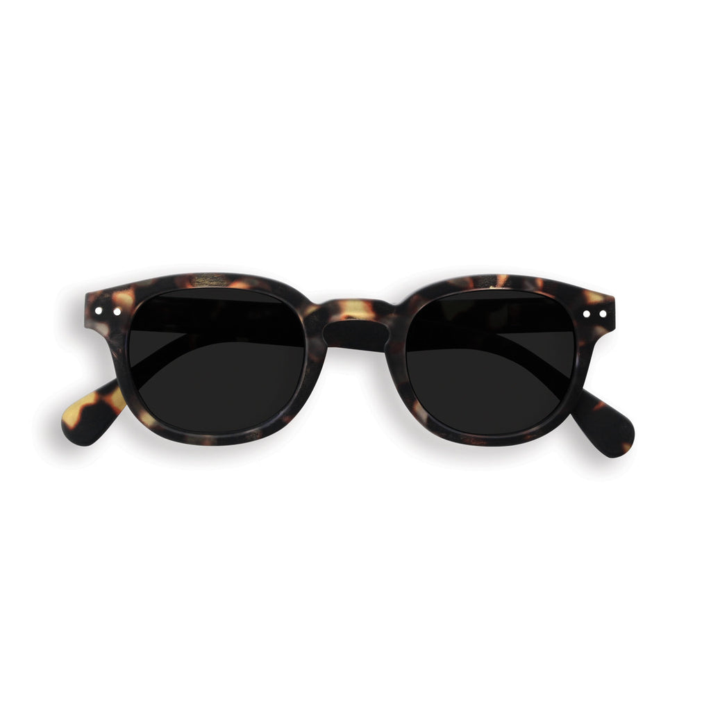 JUNIOR KIDS SUNGLASSES / 3-10 YEARS / STYLE C / TORTOISE