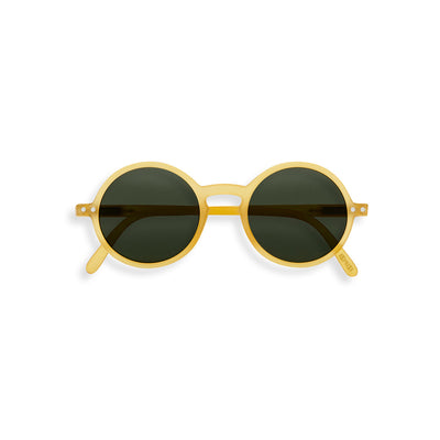 JUNIOR KIDS SUNGLASSES / 3-10 YEARS / STYLE G / YELLOW HONEY