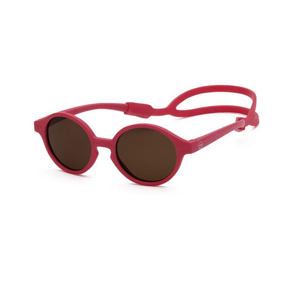 SUN BABY SUNGLASSES / 0-12 MONTHS / CANDY PINK