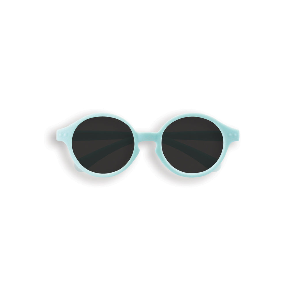 SUN KIDS SUNGLASSES / 12-36 MONTHS / SKY BLUE