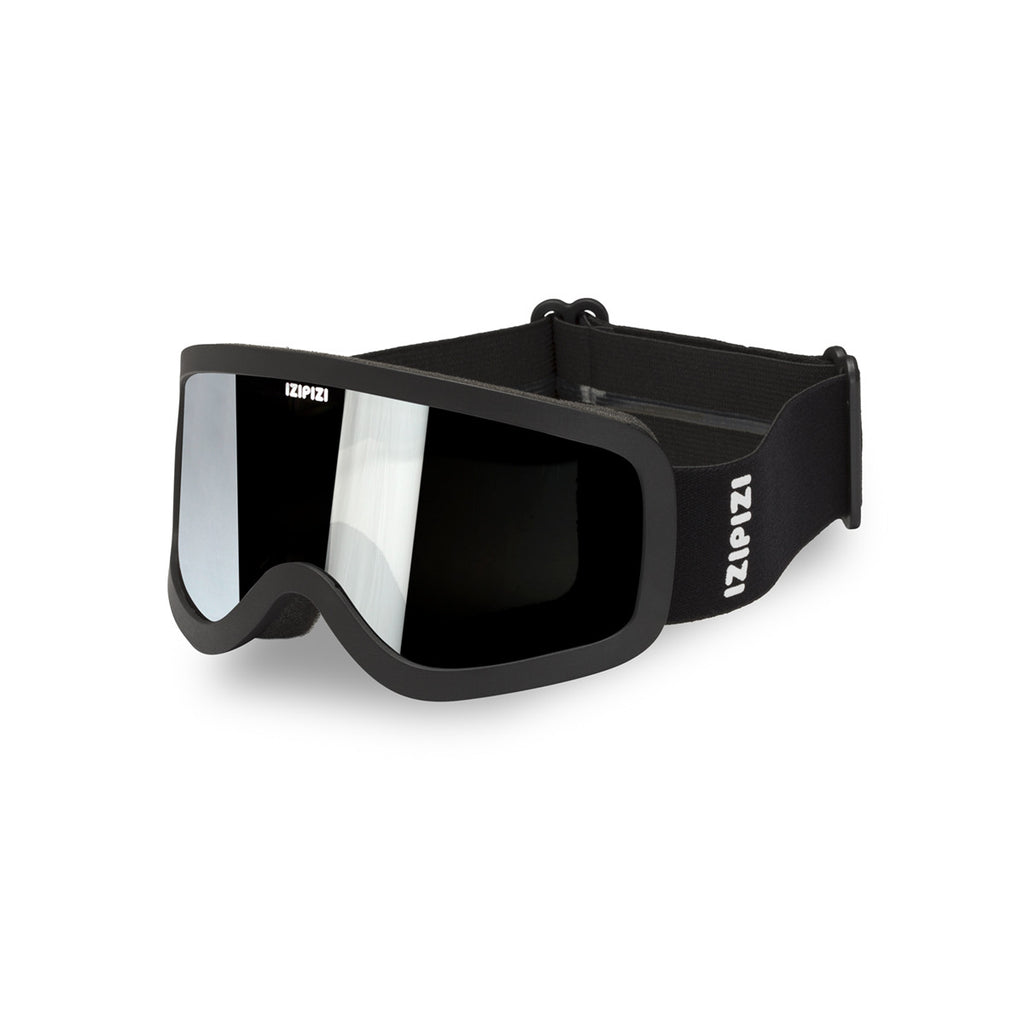 JUNIOR KIDS SKI SNOWBOARD GOGGLES / BLACK
