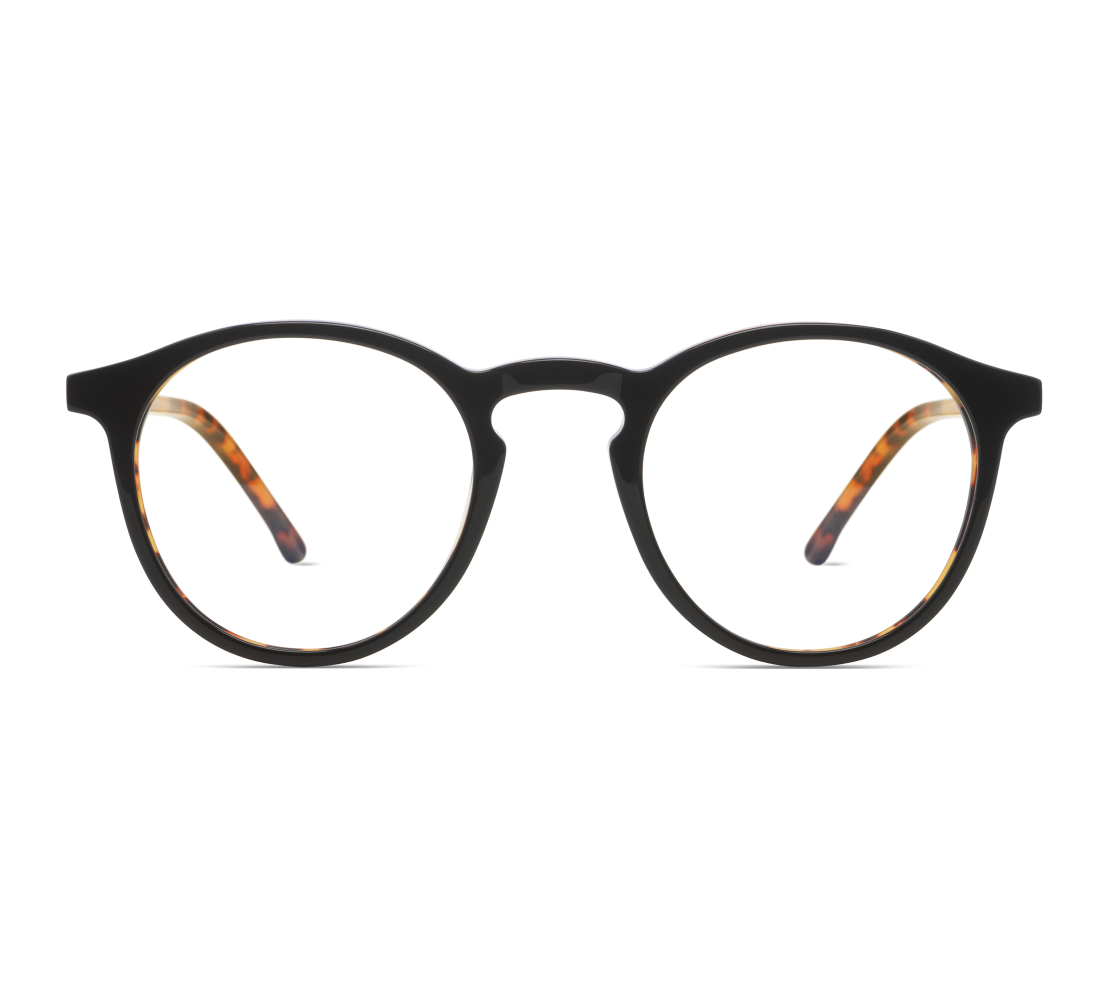 MARTIN / BLACK TORTOISE / OPTICAL FRAMES