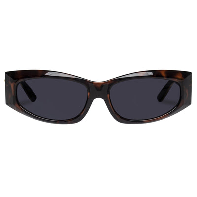 ADAM SELMAN X LE SPECS  / THE EDGE / LEOPARD GOLD