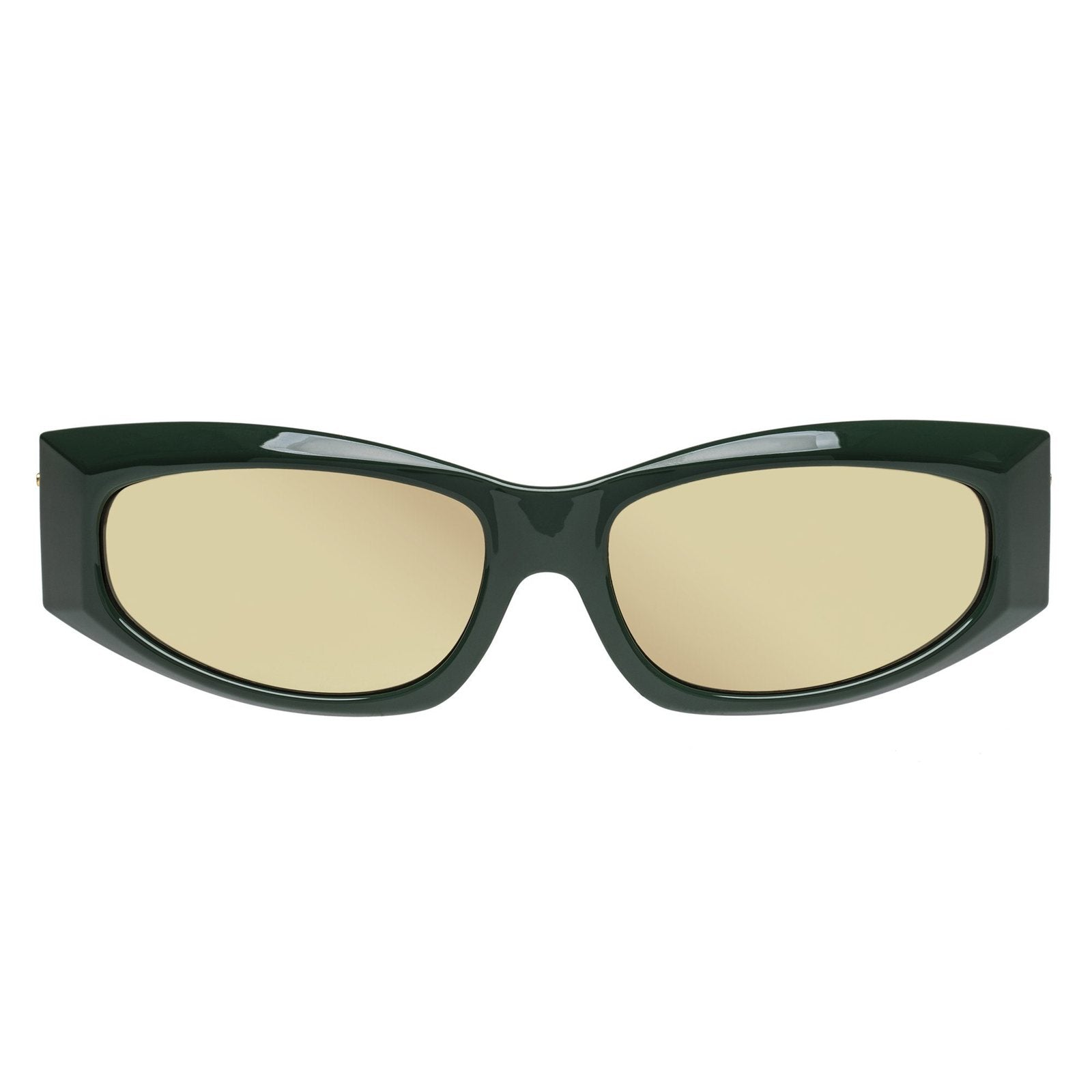 ADAM SELMAN X LE SPECS / THE EDGE / ARMY GREEN GOLD