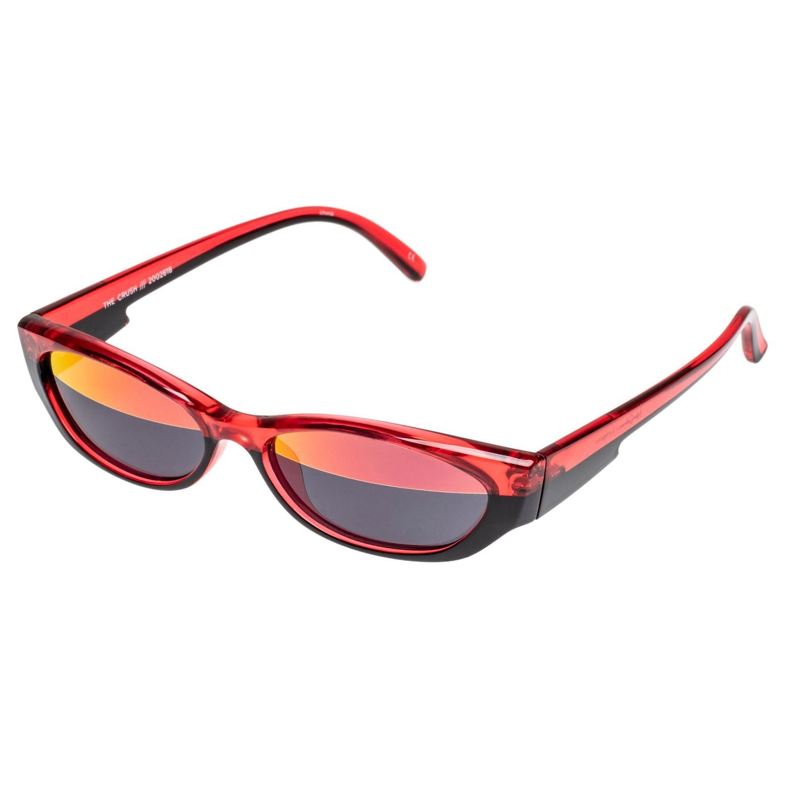 ADAM SELMAN X LE SPECS  / THE CRUSH / RED BLACK SPICE