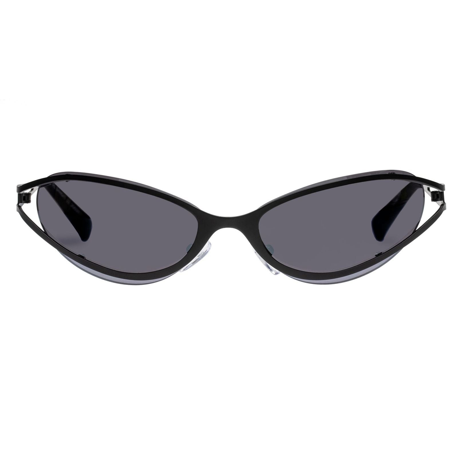 ADAM SELMAN X LE SPECS  / THE BANDIT / BLACK MATTE