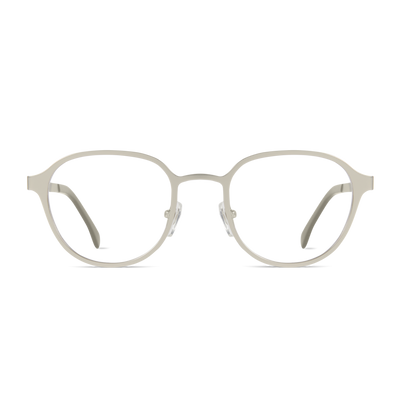 LEVI / SILVER / OPTICAL FRAMES