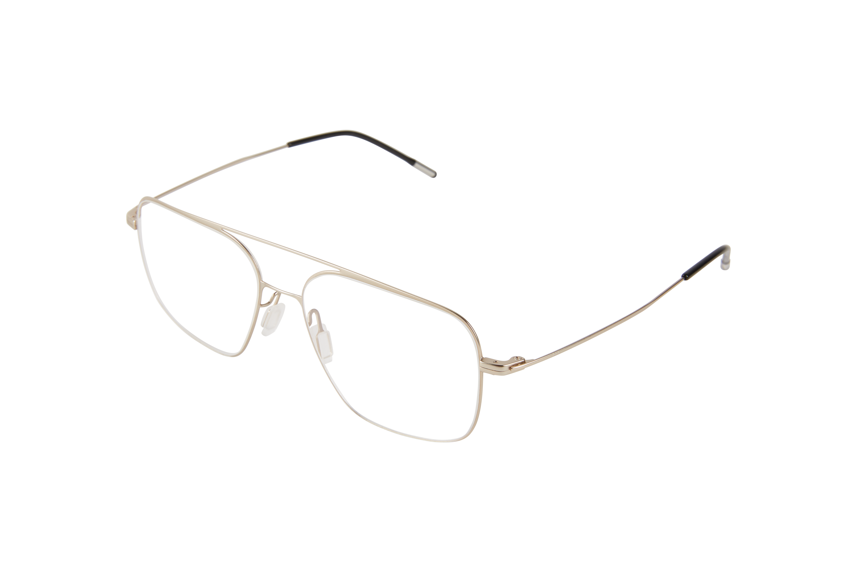 EDDIE / WHITE GOLD / OPTICAL FRAMES