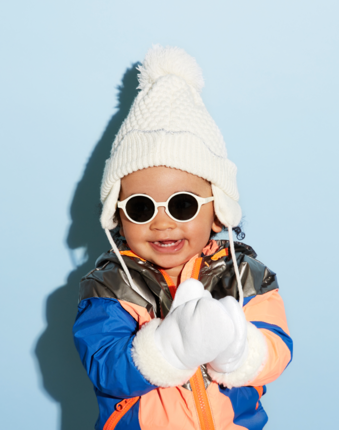 SUN KIDS BABY SUNGLASSES / 12-36 MONTHS / DENIM