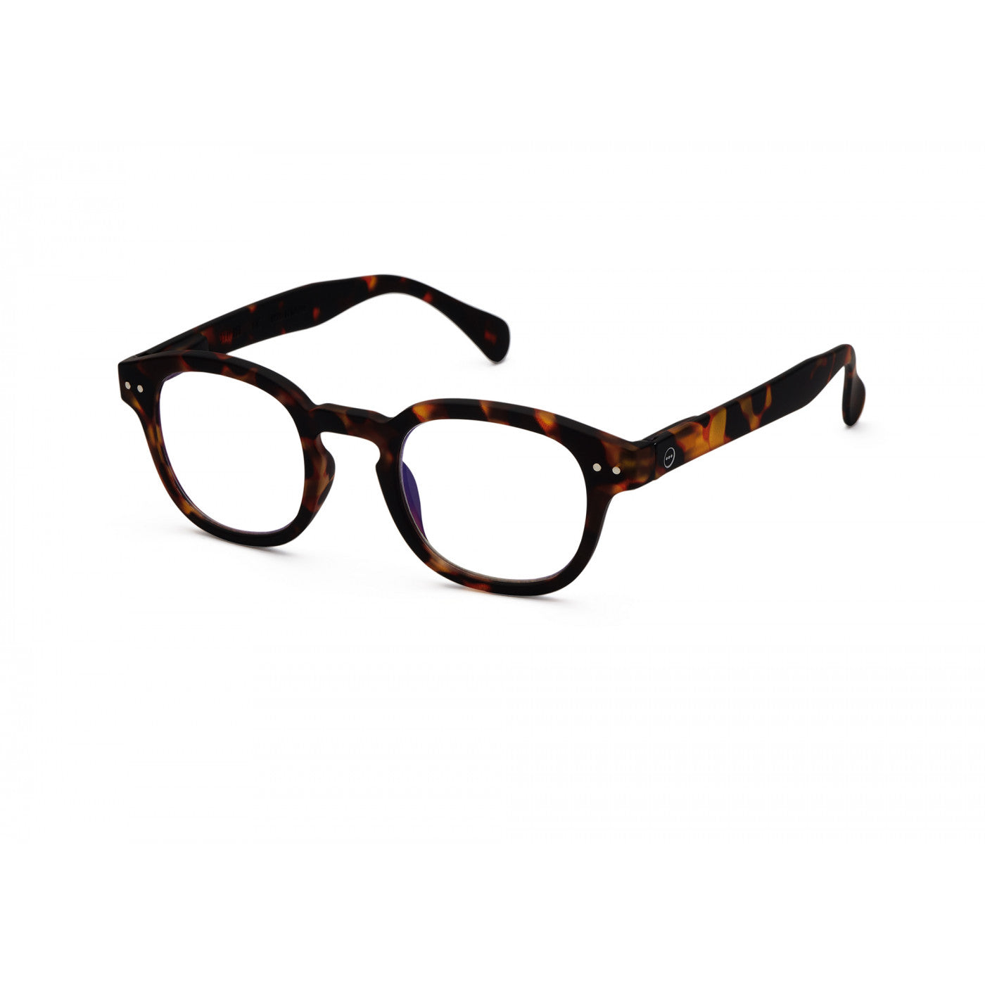 BLUE LIGHT BLOCKER GLASSES / STYLE C / TORTOISE