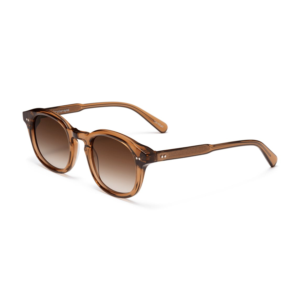 #102 LAB SERIES / GRADIENT LENS / BROWN