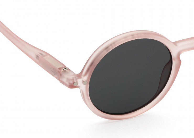 JUNIOR KIDS SUNGLASSES / 3-10 YEARS / STYLE G / LIGHT PINK