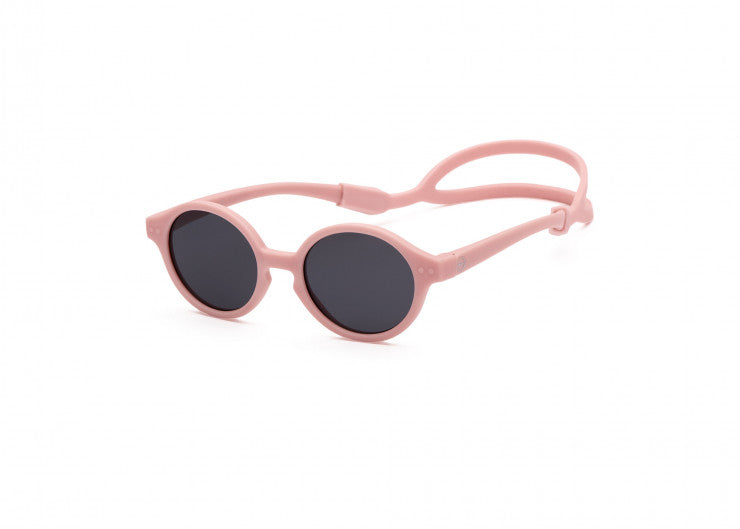 SUN BABY SUNGLASSES / 0-12 MONTHS / PASTEL PINK