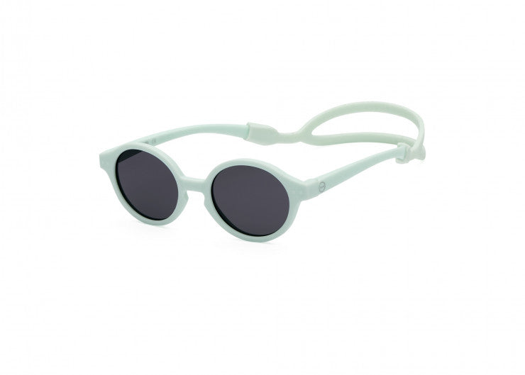 SUN KIDS BABY SUNGLASSES / 0-12 MONTHS / SKY BLUE