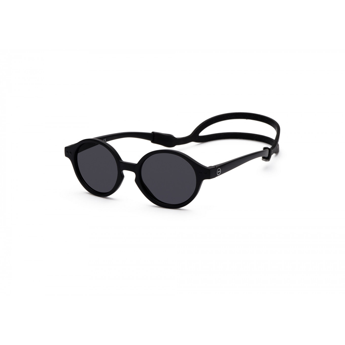 SUN KIDS BABY SUNGLASSES / 12-36 MONTHS / BLACK