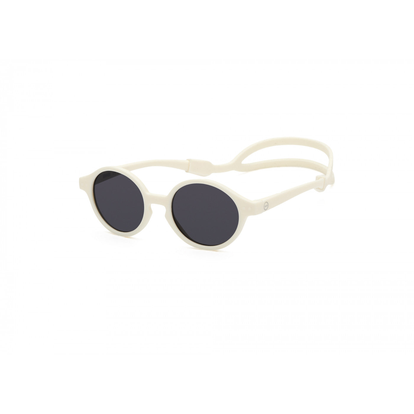 SUN KIDS BABY SUNGLASSES / 12-36 MONTHS / MILK