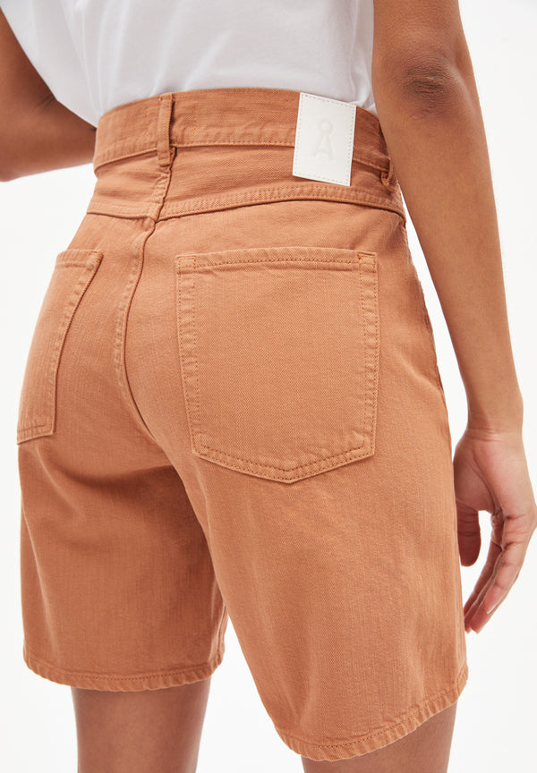 Shorts - Freymaa - VEGAN - Toasted Hazel