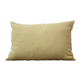 Pillow - Linnen Yellow Olive 40x60 cm