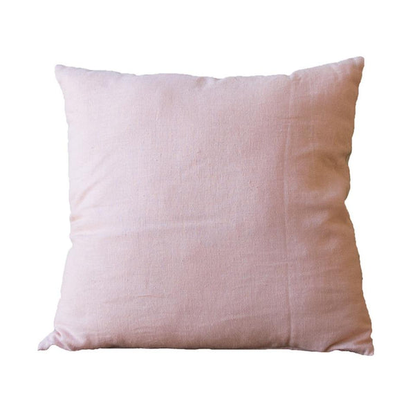Pillow - Linnen Pale Blush Natural 45x45 cm