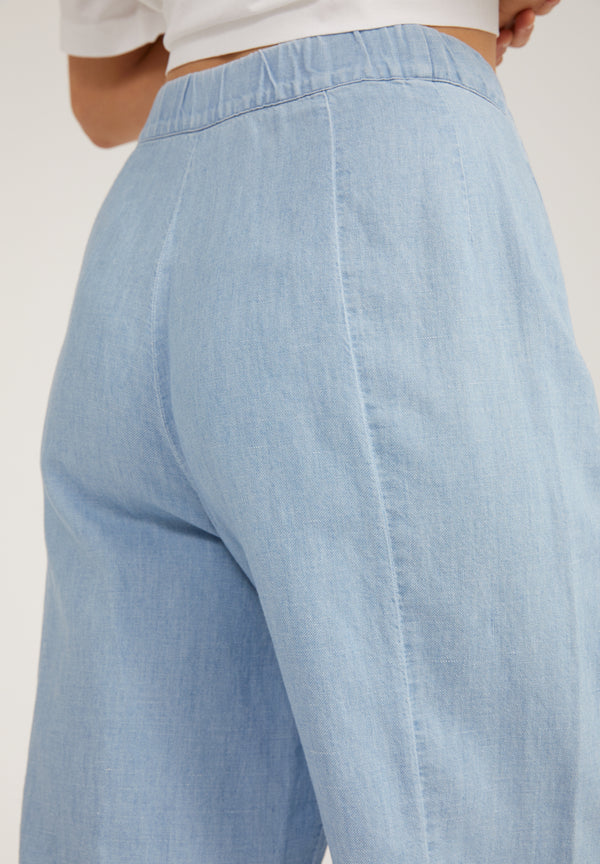 Pants - Karuna - Vegan - Foggy Blue