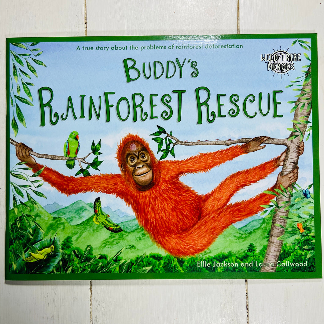 Buddy's Rainforest Rescue - Refill Mill
