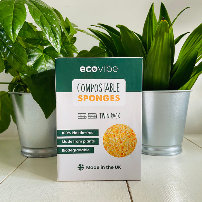Compostable Sponges - Refill Mill