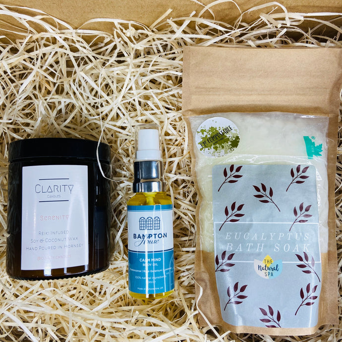 Wellness Gift Box - Refill Mill