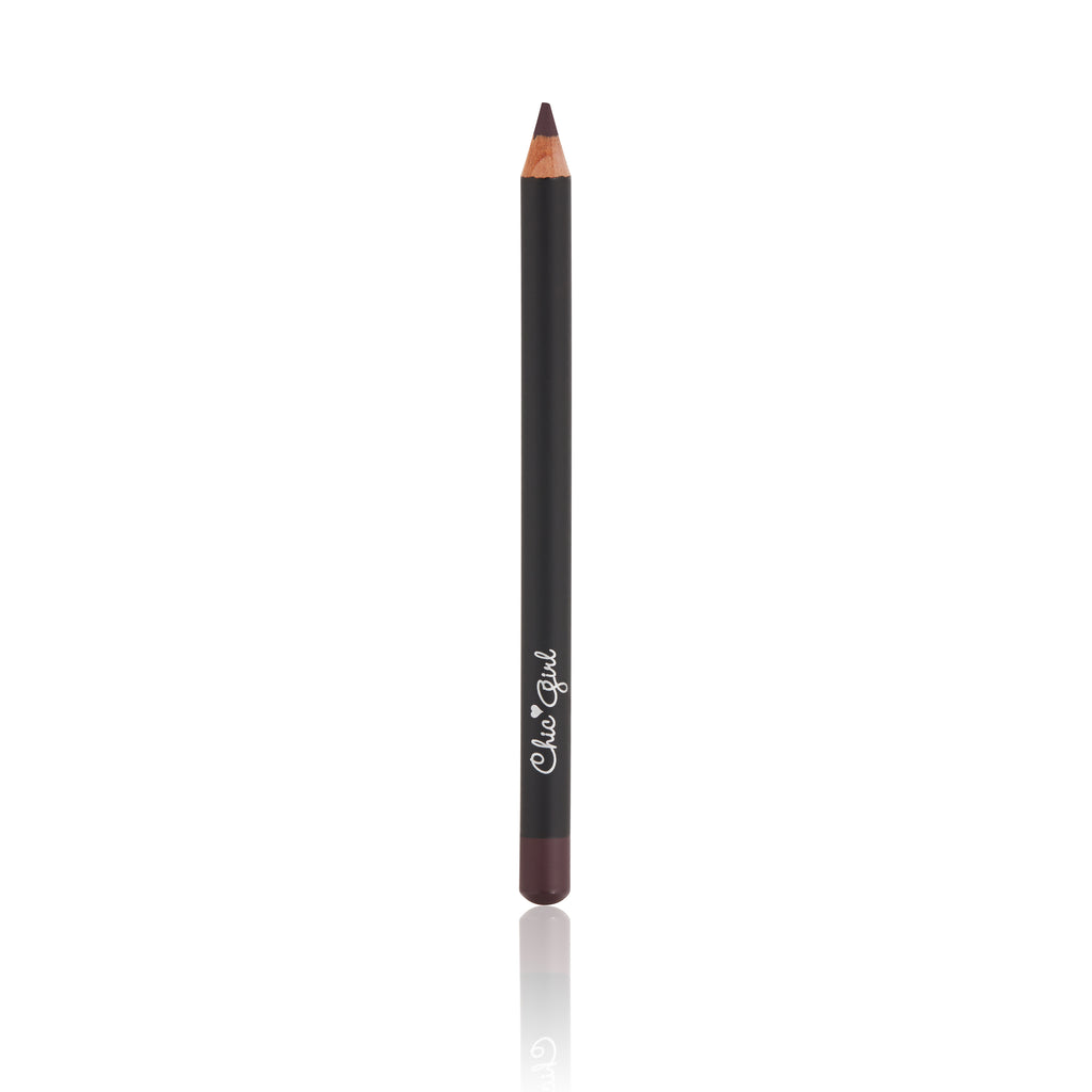 Black Plum Lip Pencil