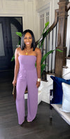 Candy Girl Jumpsuit (Purple)