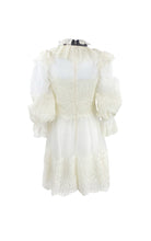 Load image into Gallery viewer, Hermione Amo Couture White Dress