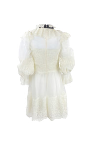 Hermione Amo Couture White Dress